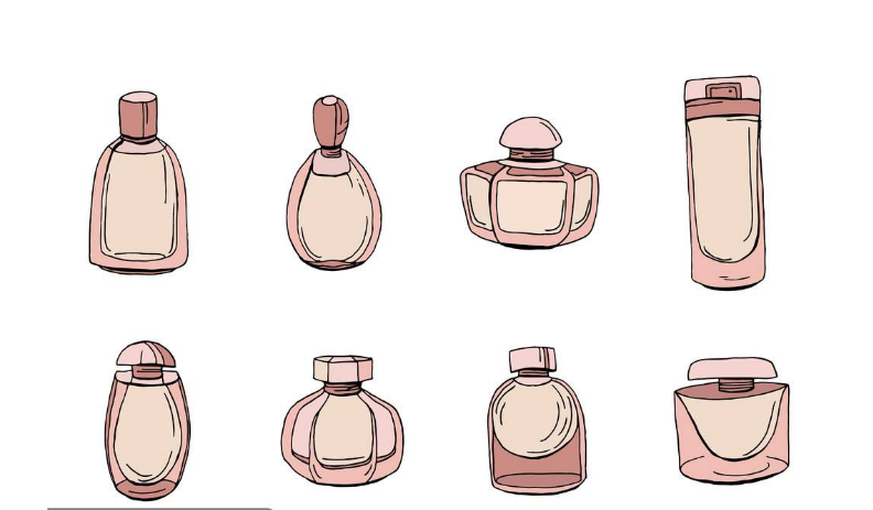 perfume bottle supplier